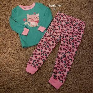 🧡5/$12🧡Fleece Pajama Set